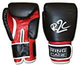 Ring to Cage R2C Classic Boxing Gloves for Muay Thai, MMA, Kickboxing, Boxing, Cardio Boxing, Krav MAGA (Regular Weighs 12oz)