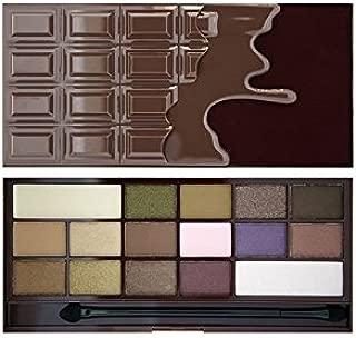 I Heart Eye Shadow Palette I Heart Chocolate - 私は心のアイシャドウパレットハートチョコレート [並行輸入品]