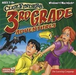 Samorthatrade Clue Finders 3rd Grade Educational Computer Game
