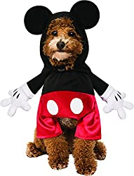 Mickey Mouse Pet Costume