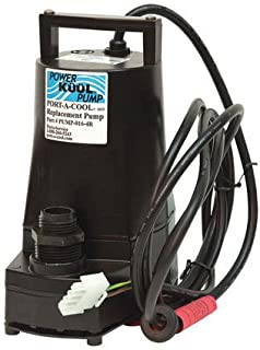 Port-A-Cool 1/4 HP Submersible Pump with Quick Connect (PTC-PUMP-016-4Z)