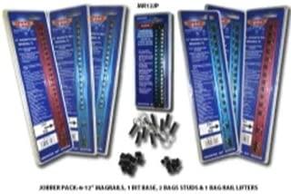 "Vim Products MR12JP Magrail 12"" Jobber Pack, 10Piece"