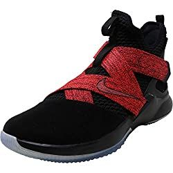 Nike Men's Lebron Soldier XII Ankle-High Indoor Court Shoe
