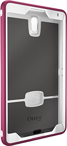 OtterBox Defender Series for 8.4-Inch Samsung Galaxy Tab S White/Peony Pink (77-50308)