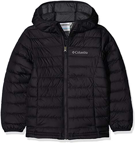 Columbia Youth Powder Lite Chaqueta con Capucha para niño,