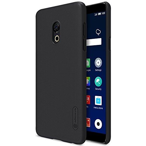 SHIEID Hülle für Meizu M15 Hülle Festigkeit & Flexibilität Zurück Cover Style Smartphone Hülle für Meizu M15 (Schwarz)
