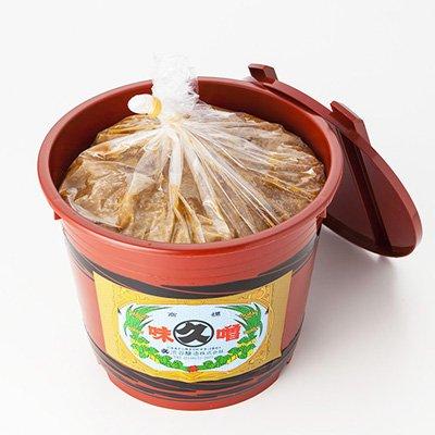 十勝の恵み 旬野菜の味噌漬 赤樽入り