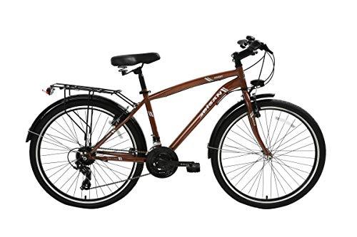 "T&Y Trade 26"" 26 Zoll Kinder City Jungen Jungenfahrrad Herren Fahrrad Rad Kinderfahrrad Citybike Cityfahrrad Hardy BRAUN"