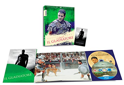 Il Gladiatore  (Blu-Ray+Dvd) [Italia] [Blu-ray]