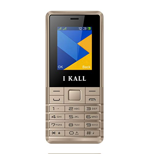 I Kall K22 18 Inch Display Dual Sim Feature Phone with 1 Ye