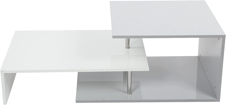 QYSZYG Arlington Mall Sofa Table Modern Coffee Side Gloss Tea High 2021 new