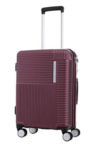 [サムソナイト] スーツケース キャリーケース レクサ スピナー 55/20 エキスパンダブル 機内持ち込み可 保証付 36L 55 cm 3kg ダークレッド