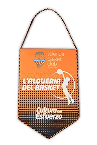 Valencia basket Banderín Alquería, género, Naranja, Talla única