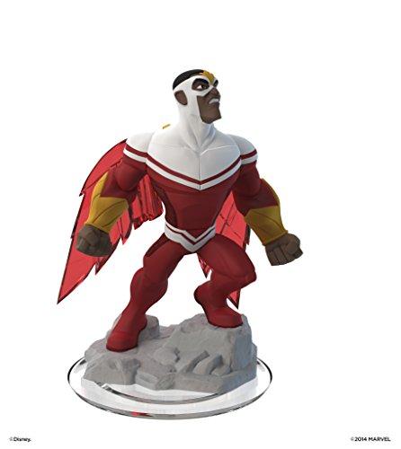 Disney Infinity 2.0 Marvel Falcon Statuetta Personaggio Interattivo