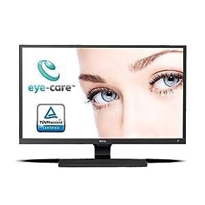 BenQ EW3270ZL 32 Inch QHD Video Enjoyment Monitor, Eye-Care, 100 Percent sRGB, Bezel less, B.I. Sensor - Black 10