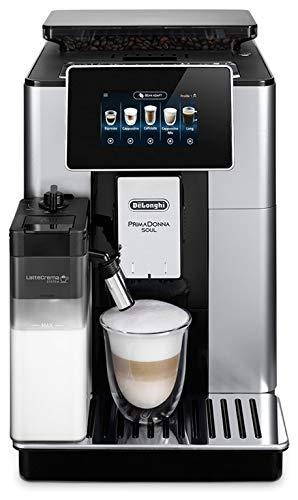 DeLonghi ECAM610.55SB - Cafetera automática