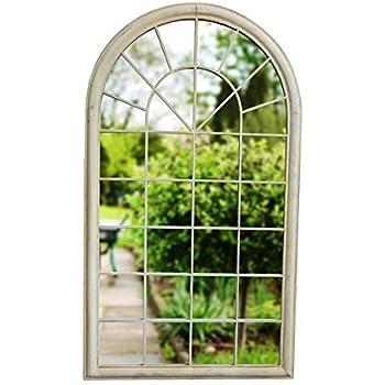 Mirror Espejos retrovisores de Ventanas Creativas Europeas Jardín ...