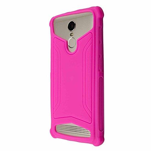 caseroxx TPU-Hülle für Gigaset GS180, Tasche (TPU-Hülle in pink)
