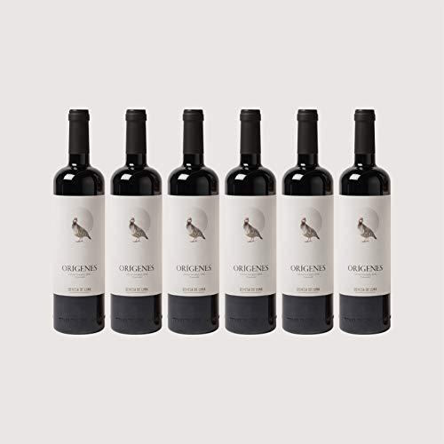 Caja de 6 botellas Vino Tinto Orígenes 2018 Dehesa de Luna