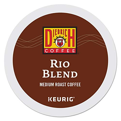 Diedrich Coffee K-Cup for Keurig Brewers, Medium Roast, Rio Blend (Pack of 96)