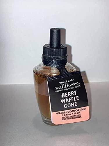 Wallflowers Bath Body Works Fragrance Refill Bulb Berry Waffle Cone