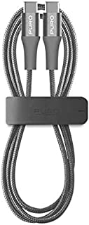Puro Cable Fabric Type-C to C, 1 Meter