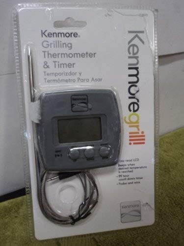 Kenmore Grill Thermometer und Timer
