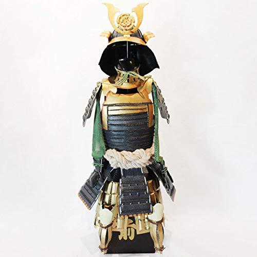 ZSPXIN Hogar Muebles Adorno decoración japón otaru Combatientes Estados Samurai Modelo Regalo colección Escritorio decoración hogar Muebles 42cm-A