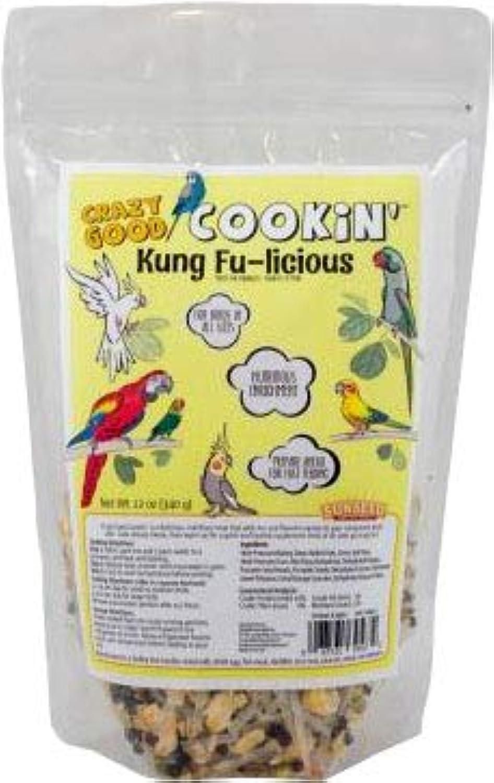 Crazy Good Cookin' Kung FuLicious, 12oz