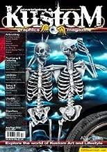 Pinstriping and Kustom Graphics Magazine August September 2016