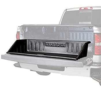 Last Boks Full Size Truck Bed Cargo Box Organizer Slides Out onto Your Tailgate for Easy Access to Load or Unload Your Cargo Truck Accessories Stores and Protects Your Cargo and Your Truck