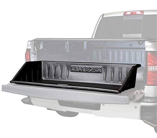 Last Boks Full Size Truck Bed, Cargo Box Organizer, Slides Out onto Your Tailgate for Easy Access to Load or Unload Your Cargo, Truck Accessories Stores and Protects Your Cargo and Your Truck