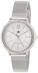 Quartz Watch with Stainless-Steel Silver Strap1781862
