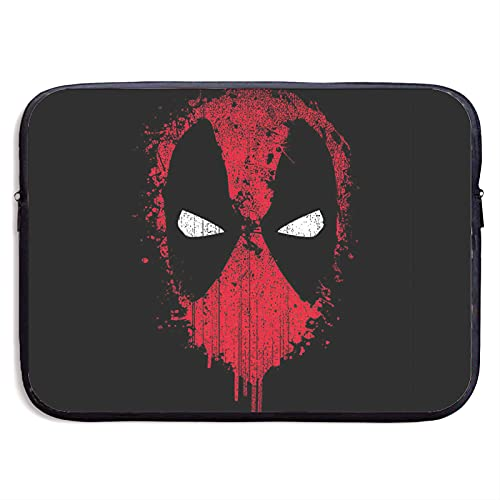 Dead-pool 13Inch and 15inch Bag Laptop Sleeve Case waterproof Durable Office Bag