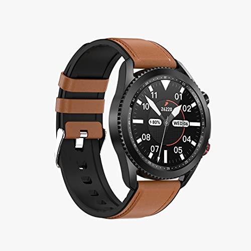 T40 Smartwatch Bluetooth con frecuencia cardíaca Presión arterial Monitoreo de oxígeno en sangre Controles de llamada Multi-deportes modos