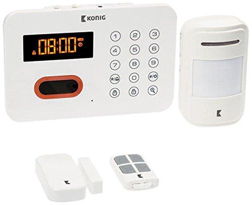 König SAS-ALARM240 draadloos alarmsysteem