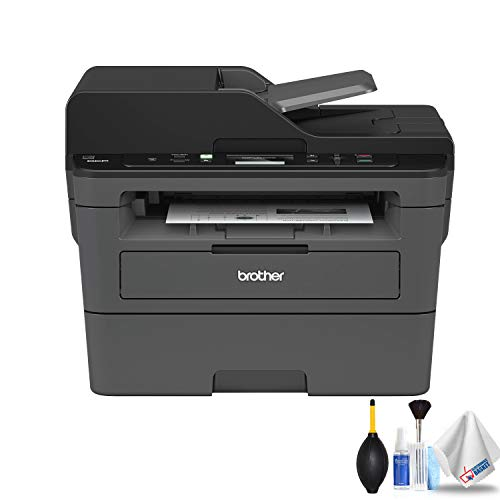 Brother DCP-L2550DW All-in-One Monochrome Laser Printer (DCP-L2550DW) Essential Bundle