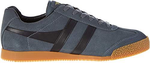 Gola Herren Harrier Sneaker, Grau (Graphite/Black Gs), 41 EU