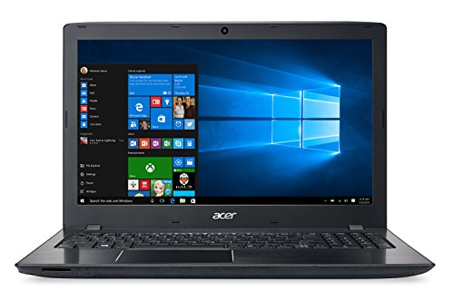 Acer Aspire E5-575G-77FW Notebook, Processore Intel Core i7-7500U, RAM 12 GB, HDD 1000 GB, Display 15.6' FHD, Scheda Grafica nVidia GeForce 940MX 2G-GDDR5, Nero