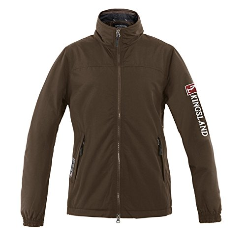 Kingsland Jacke Classic Damen Bomber Auslauffarbe Farbe: braun Größe: XL