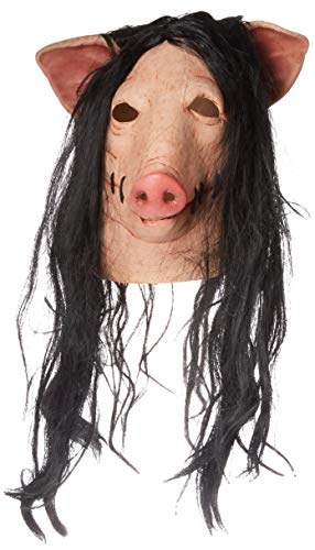 Trick Or Treat Studios Saw Schwein Maske