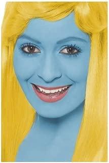 Smurfs Smurf Cartoon Character Costume Makeup