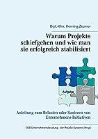 Warum Projekte schiefgehen und wie man sie erfolgreich stabilisiert: Anleitung zum Belasten oder Sanieren von Unternehmens-Initiativen