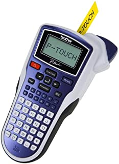 Brother PT-1010 Handheld Labeler with Rubber Grip
