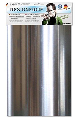 EASYPLOT 50-090-B - Designfolie, Circa A4, Chrom