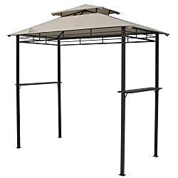Palm Springs 8ft Barbecue Grill Gazebo