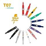 TESLA Lighter T07 | elektronisches USB Lichtbogen Stab Feuerzeug - 6