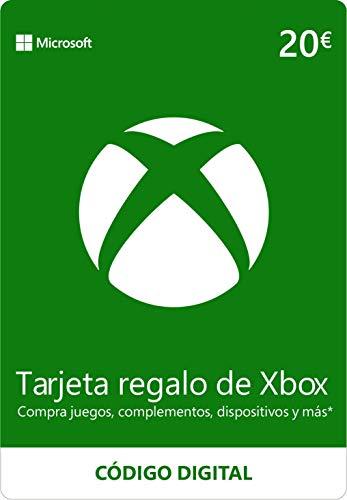 Xbox Live - 20 EUR Tarjeta Regalo [Xbox Live Código Digital]