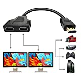 Best Hdmi Splitters - HDMI Splitter Adapter Cable - HDMI Splitter 1 Review