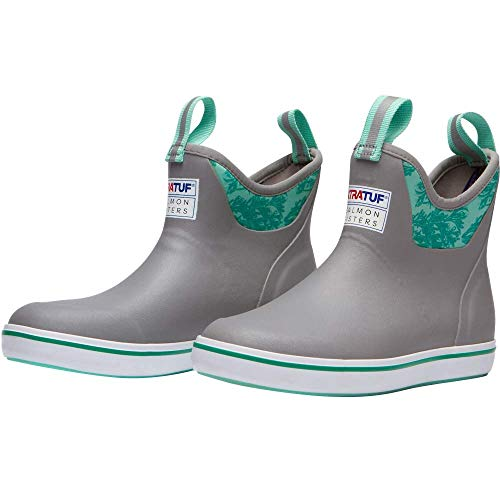 Xtratuf Salmon Sisters x Sea Greens 6' Deck Boot (10)